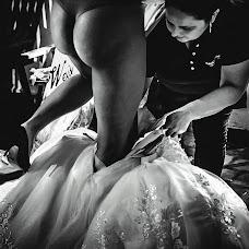 Wedding photographer Valery Garnica (focusmilebodas2). Photo of 16.04.2018