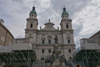 Photo: Front katedry