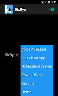 BixBye - A Superfast Bixby button remapper!- screenshot thumbnail