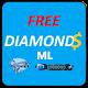 Tips💎Diamonds MLBB FREE icon