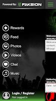 Screenshot of ICP
