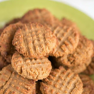 Peanut Butter Cookies with Coconut Flour Recipe