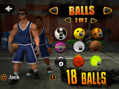 Game Jam League Basketball APK for Windows Phone