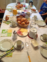 Photo: Our typicalbreakfast