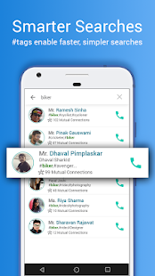 SharkID - Auto Updating Smart Phonebook & Dialer- screenshot thumbnail