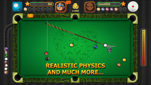 Billiards Pool Arena 1.1p APK MOD screenshots 2