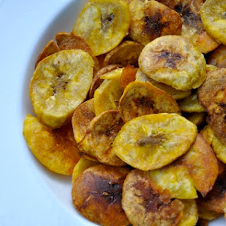Real Healthy Plantain Chips Recipe