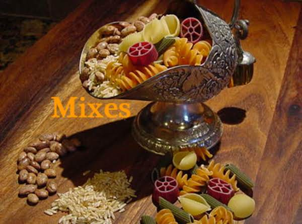 Homemade Peas And Barley Soup Mix Recipe