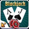 Vegas BlackJack 21 icon