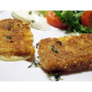 Vyprážaný Syr (Slovak Fried Cheese)