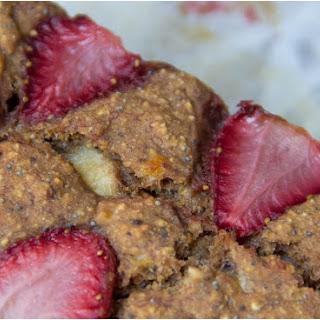 Strawberry Banana Poppy Seed Bread