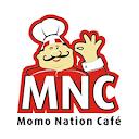 Momo Nation Cafe -MNC, Rajouri Garden, New Delhi logo
