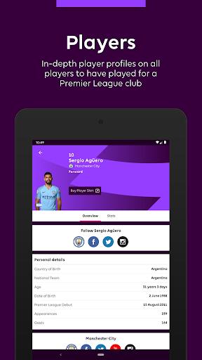 Premier League - Official App 2.2.6.1497 screenshots 11
