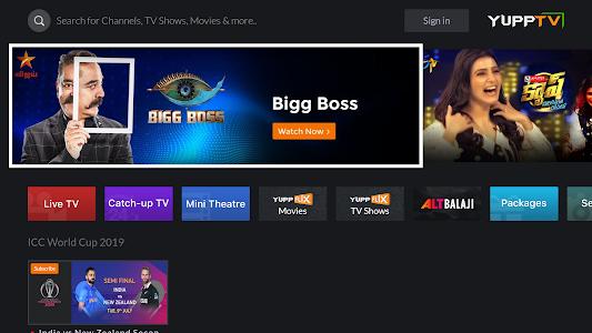 YuppTV for AndroidTV 2.6.1