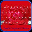 English Keyboard   Emoji   Themes icon