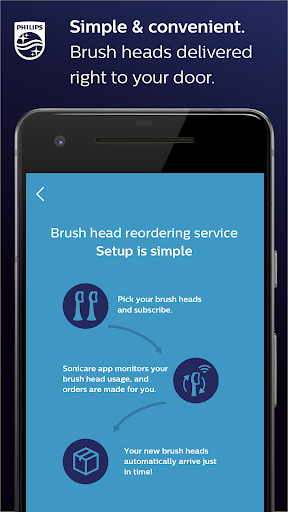 Philips Sonicare 8.0.0 screenshots 5