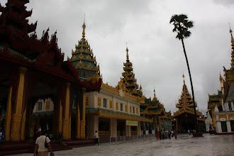 Photo: Year 2 Day 54 -  Various Temples in Shwedagon Paya in Yangon