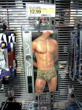 """Photo: As we were leaving the underwear area Isabella saw these and said, """"Eww gross!"""""""