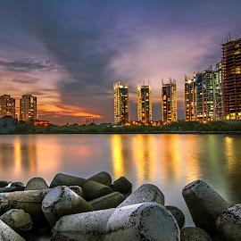 by Hanan Maulana - City,  Street & Park  Skylines
