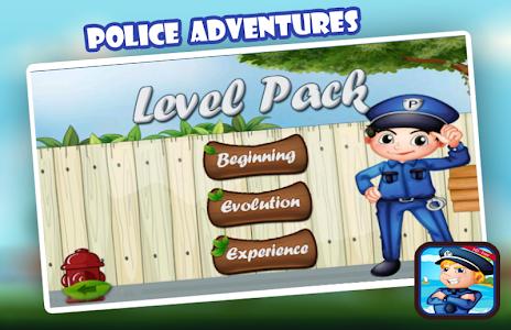 Police Jumper : Adventure Game screenshot 1