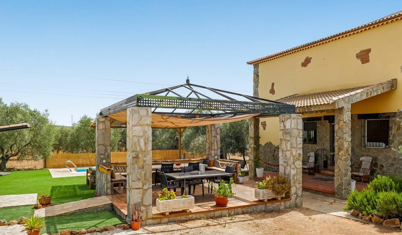 Maison avec piscine et jardin Mollina
