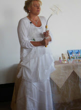 """Photo: Beim Workshop """"Erlebe die heilende Kraft der Engel"""""""