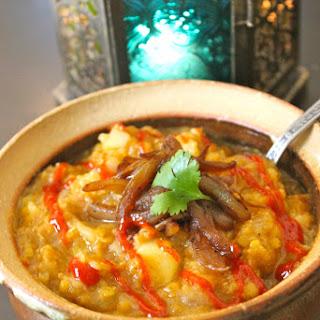 Comforting Turkish Red Lentil Soup