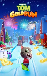 Talking Tom Gold Run APK screenshot thumbnail 18