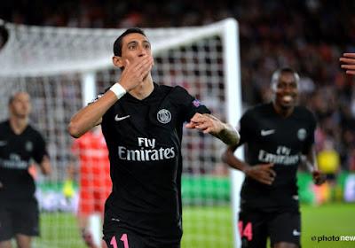 Le PSG déroule contre Saint-Etienne