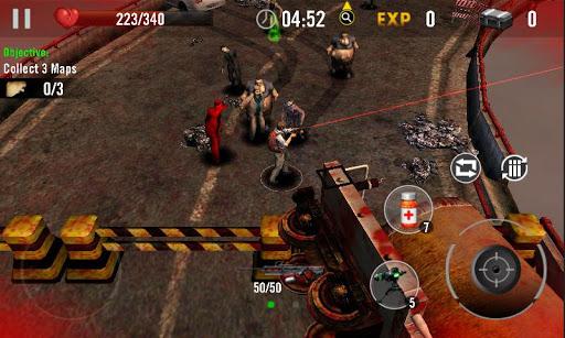 ゾンビ殺戮 - Zombie Overkill 3D