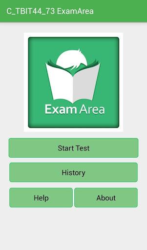 EA C_TBIT44_73 SAP Exam