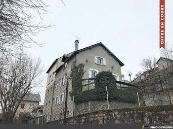 maison à Saint-Alban-sur-Limagnole (48)