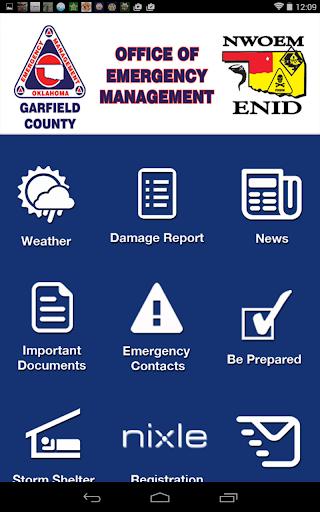 Garfield County EM screenshot 5