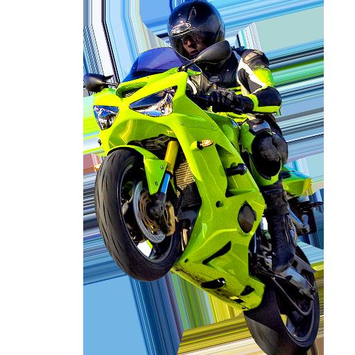 Heavy Bike Traffic: Auto Racer 3D