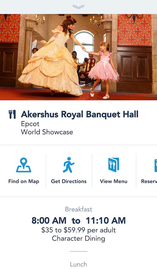 Meine Disney Erfahrung android apps download