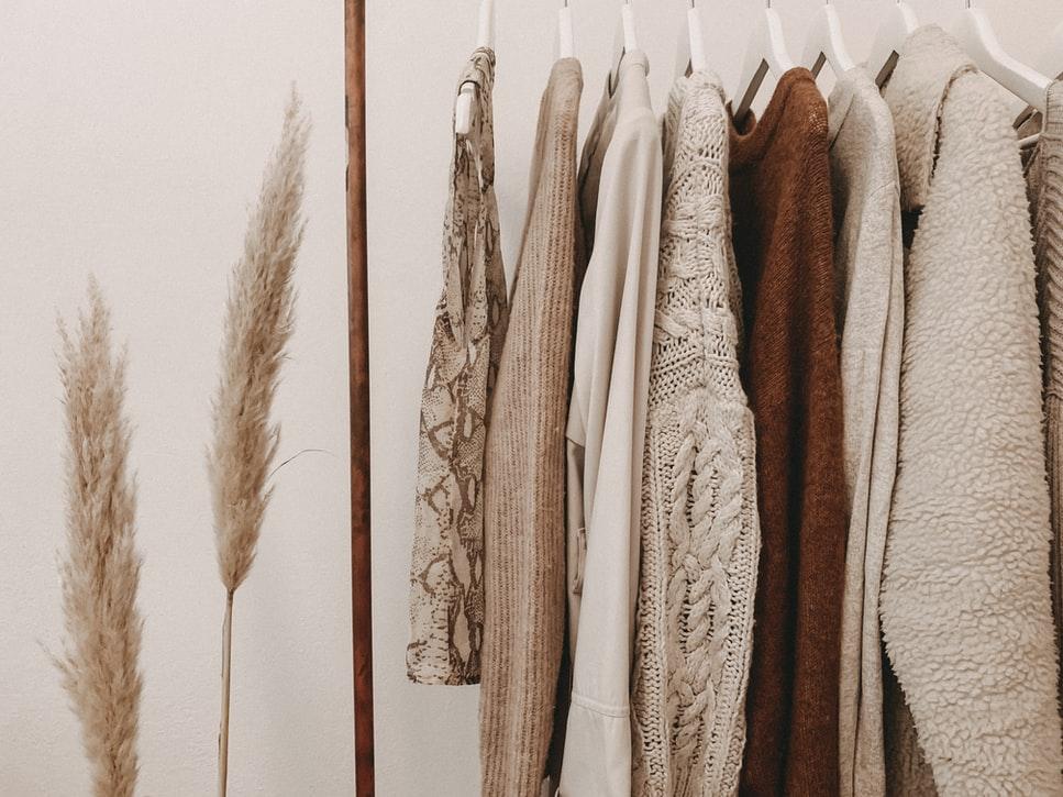 hanger maximize closet space