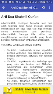 Allahummarhamna Bil Quran Artinya : allahummarhamna, quran, artinya, Download, KHATAM, AL-QUR'AN, 1.0,doa.khatam.alquran-Allfreeapk