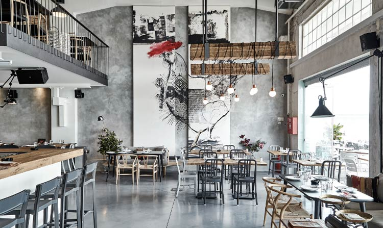 Ambar infuses Balkan cuisine with 21st-century ingredients and artistry.
