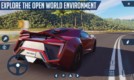 Ultimate Car Sim: Ultimate Car Driving Simulator android2mod screenshots 5