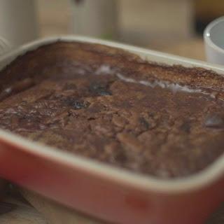 Self-saucing Chocolate Pudding.