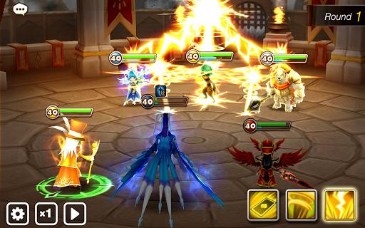 Summoners War: Sky Arena  screenshots 16