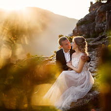 Wedding photographer Zhanna Albegova (Albezhanna). Photo of 19.09.2017