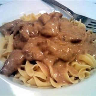 Beef Tips Egg Noodles Recipes