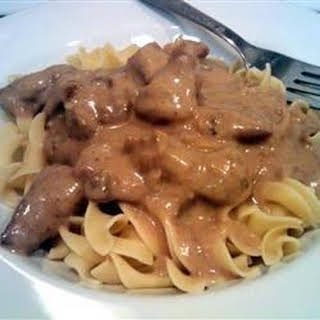 Beef Tips Egg Noodles Recipes.