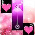 Lovely Heart Piano Tiles icon