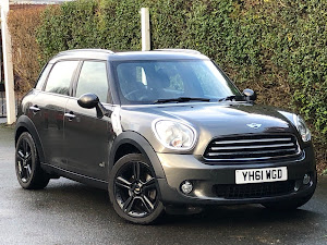 2011 MINI COUNTRYMAN COOPER D ALL4