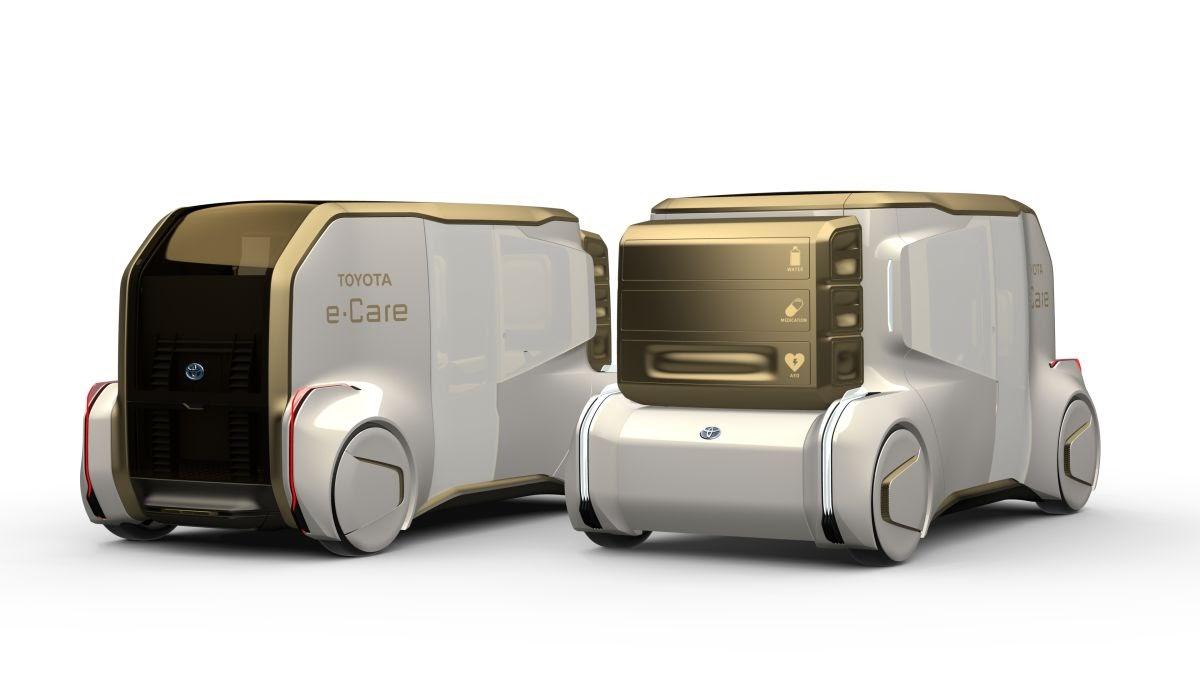 e-Care Concept
