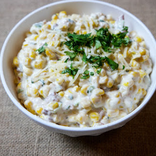 Jalapeno Corn Dip.