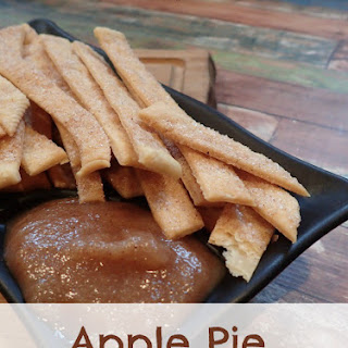 Apple Pie Dippers