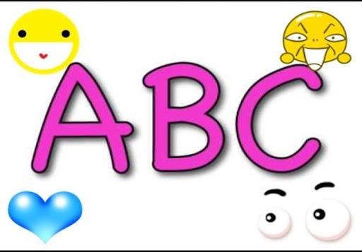 ABCのアルファベットの歌